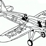 раскраски воздушный транспорт