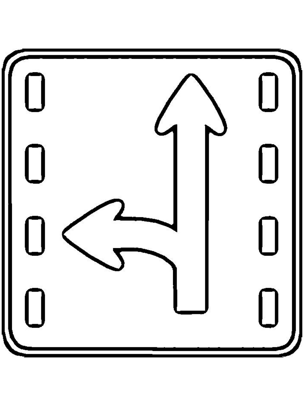 Road Sign Coloring Pages Perfect Christian Road Signs Coloring