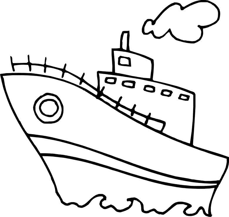 means of transportation coloring pages - photo#23