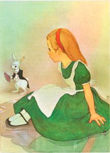 Алиса в стране чудес, Alice's Adventures in Wonderland