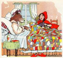 Красная Шапочка, Little Red Cap