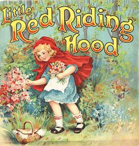 Красная Шапочка, Little Red Riding Hood