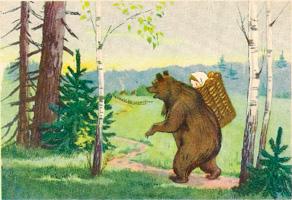 Маша и медведь, Masha and The Bear