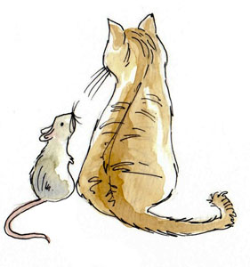 Дружба кота и мышки, The Cat and the Mouse in Partnership