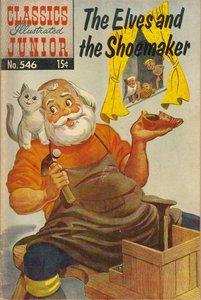 Сапожник и домовые, The Elves and the Shoemaker