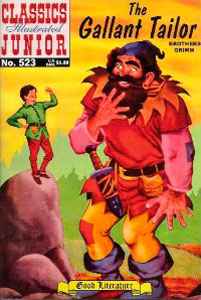Храбрый портной, The gallant tailor