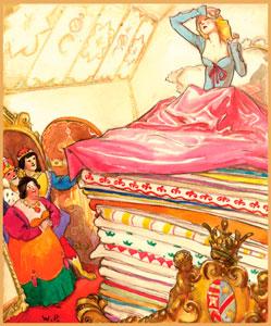 Принцесса на горошине, The Princess on the Pea