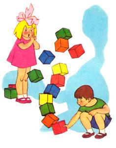 Кубик на кубик, Яков Тайц