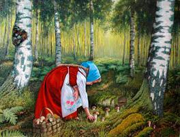 По грибы, Яков Тайц