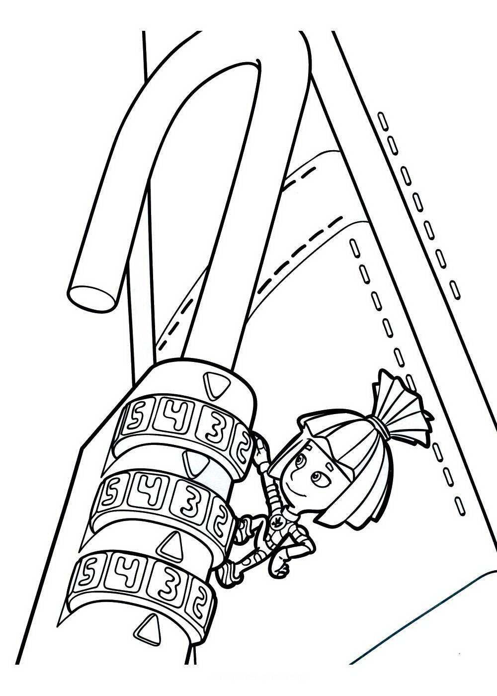 germ coloring pages handwashing - photo#24