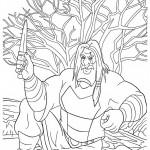 раскраска князь владмир
