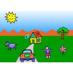 онлайн игры, Игры для малышей