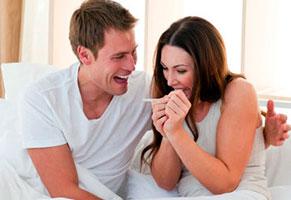 тест на беременность, планирование беременности