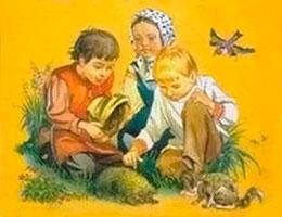Читать истории санкт петербурга для детей