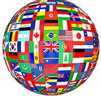 Неделя Флаги мира в ЭТНОМИРе
