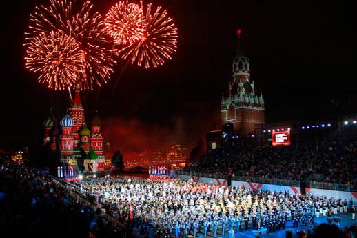 Фестиваль Спасская башня билеты