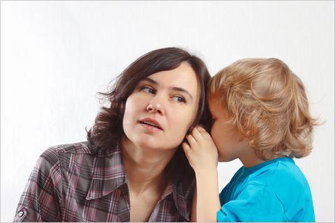 Что делать, когда жалуется ребенок