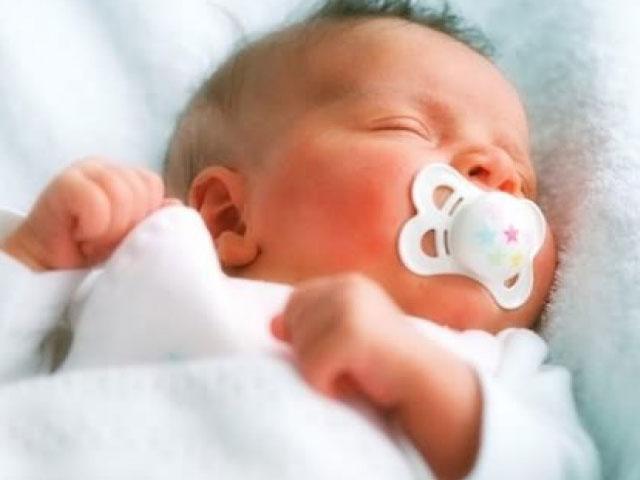 соска для новорожденного