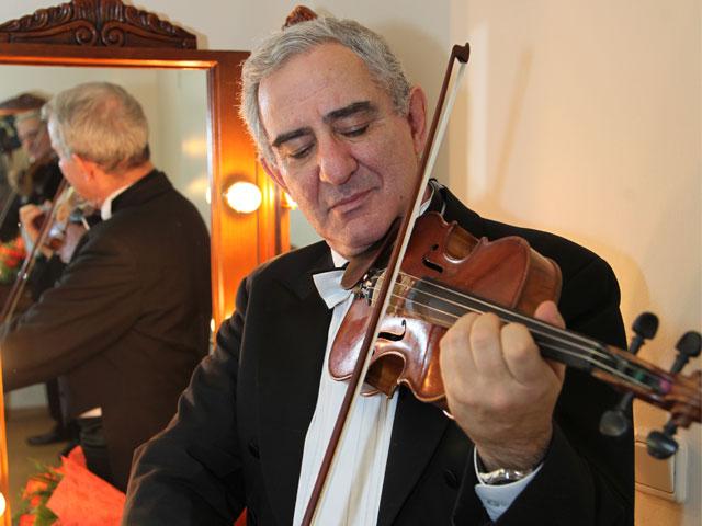 концерт Михаила Казиника